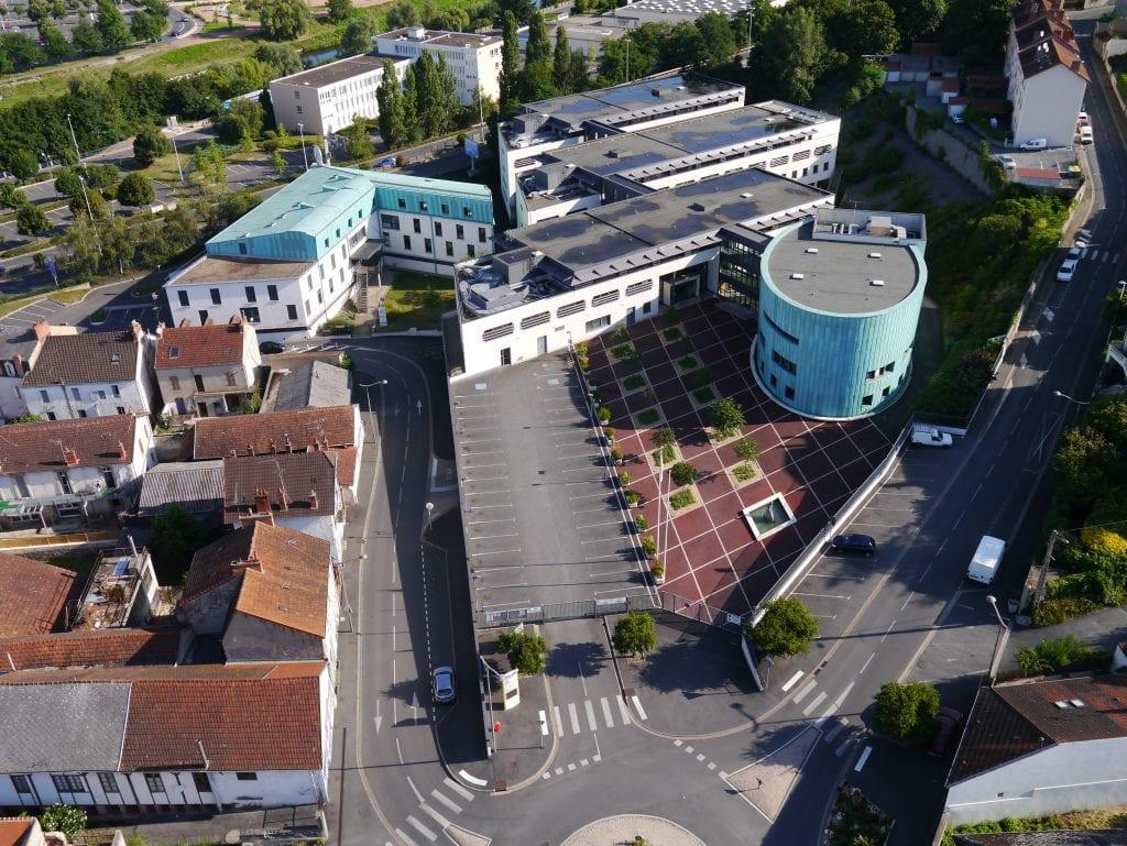 La Cité Administrative - 2006
