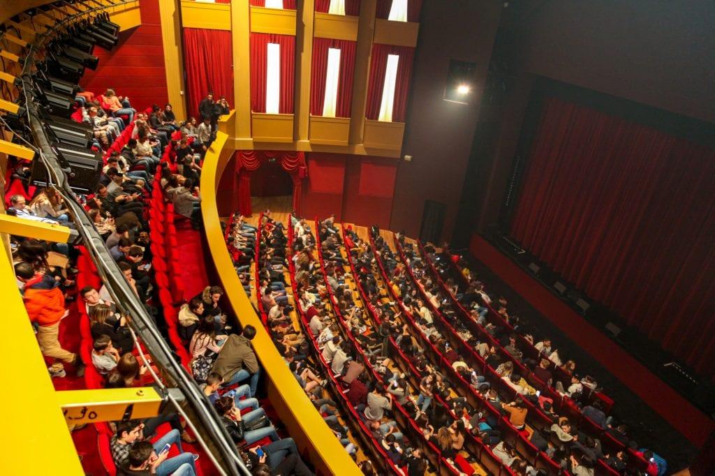 Le théâtre Gabrielle Robin - 2006