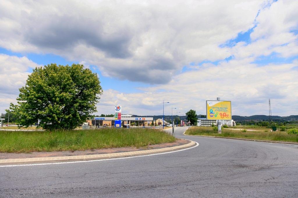 Le Centre routier