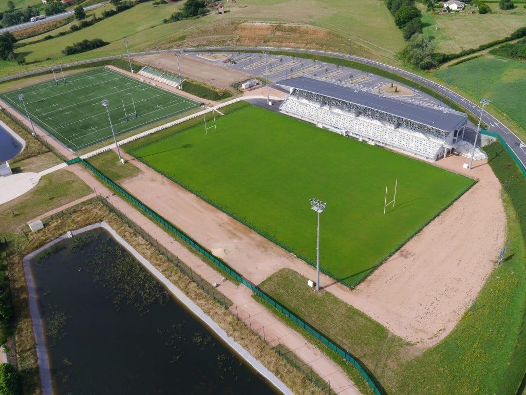 Stade de la Loue - 2009